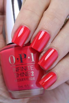 New OPI Infinite Shine Gel Effects Lacquer System