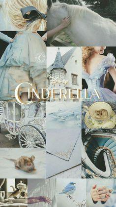 Cinderella Wallpaper, Cinderella Art, Cute Disney Wallpaper, Cinderella Live Action, Cinderella Quotes, Cinderella Aesthetic, Princess Aesthetic, Disney Aesthetic, Aesthetic Iphone Wallpaper