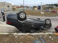 JORNAL O RESUMO: Acidente na estrada deixa dois feridos