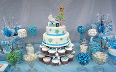 Baby shower lolly table | by Verusca's Cake