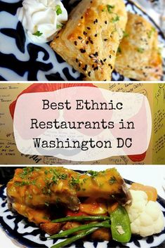Eating My Way Around The World - Best Ethnic Restaurants In Washington DC Most of you know that I am a bit of a foodie. I love to eat and cook, especially ethnic foods from Washington Dc Vacation, Washington Dc Restaurants, Dc Food, Travel Usa, Travel Tips, Travel Stuff, Travel Goals, Travel Europe, Canada Travel