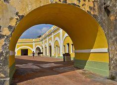 El Morro, Old San Juan, Puerto Rico. #ViejoSanJuan #OldSanJuan