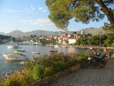 Once upon a time there was a little place called Cavtat....