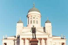 Helsinki Cathedral - Helsinki, Finland. Photographer: Wanderlust by Jona