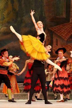 Iana Salenko and Mikhail Martynyuk in Don Quixote 5