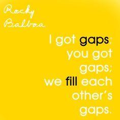Aw, sweet Rocky Balboa!   www.rareexistence.com