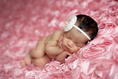 Spent my day with this little sweetie. 7 day old Cruz perfectly posed by mentoree Anne from Anne Herbert Photography.  Headband & Backdrop From Fancy Fabric & Props.