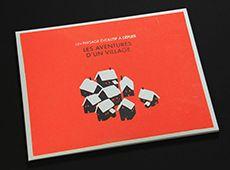Les aventures d'un village Playing Cards, News, Children, Books, Julie, Inspiration, 3d, House, Style
