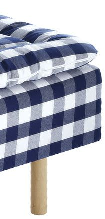 Hastens Bed - so this is what sleeping on a cloud is like