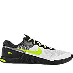 NIKEiD is custom making this Nike Metcon 2 iD Women's Training Shoe for me.  Can