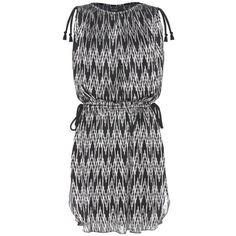 Isabel Marant Galise Printed Dress ($1,010) ❤ liked on Polyvore featuring dresses, black, isabel marant dresses and isabel marant