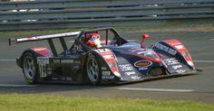 Durango-Judd LMP1 2003 Le Mans Sylvain Boulay / Michele Rugolo / Jean-Bernard Bouvet #motorsport #racing #lms #car #motor #passion #sport #prototype #gt #24h