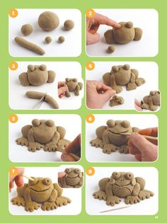 : Super SANDsational Ideas The post Dover Publications Sand Play!: Super SANDsational Ideas 2019 appeared first on Clay ideas. Clay Projects For Kids, Kids Crafts, Kids Clay, Clay Crafts, Clay Art For Kids, Art Kids, Sculptures Céramiques, Sculpture Clay, Pottery Sculpture