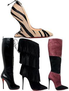 christian laboutin 2015 | Christian Louboutin Shoes and Handbags Fall/Winter 2014-2015