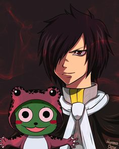 Rogue and Frosch by FeatherGuitar