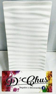 Fuentes del modelo Porcelana Ondas. #dchusregalos #DCHUS #fuentesporcelanaondas