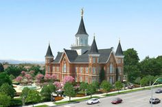 Church Announces Dates For Provo Temple Dedication and Open House.