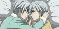 zero and ichiru <3