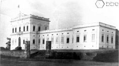 Hospital da Sociedade Beneficente Portuguesa. Acervo: MISAM.
