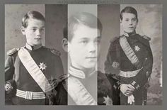 Grand Duke Mikhail Alexandrovich Romanov of Russia.A♥W