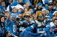 12. Cheering on the Lions every Thanksgiving. | Community Post: 29 Things You Miss When You Leave Michigan