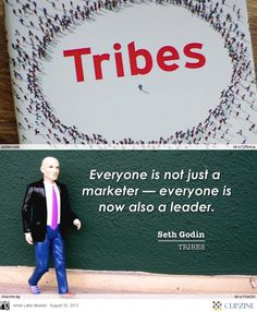 Business Books - Tribes by Seth Godin.  Wonderful little book to reference and remind yourself of the groups you lead and are part of.