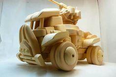 Wooden cars yura woodengalaxy.
