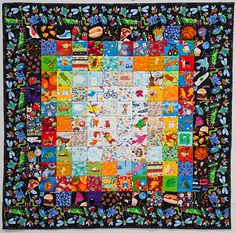 ispy quilt...Fun and cute!!!