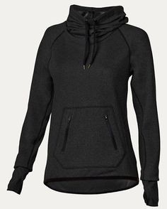 Shirts and Tops 183366: Noble Outfitters First Crush Cowl Shirt Medium Black -> BUY IT NOW ONLY: $49.49 on eBay!