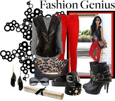 """""""Fashion Genius"""" by defineyourstyle ❤ liked on Polyvore"""