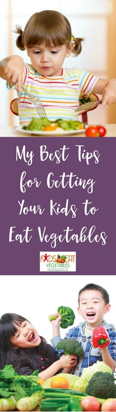 If you think my kids eat vegetables all the time – and I don't have problems with getting them to eat veggies, you're dead wrong. The struggle is real, moms!