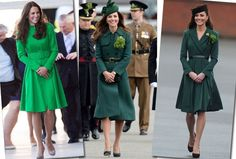 Aprenda com Kate Middleton a definir o seu estilo com apenas dez looks