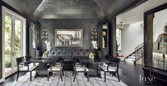 30 Dining Rooms Perfect for Thanksgiving Dinner | LuxeDaily - Design Insight from the Editors of Luxe Interiors + Design