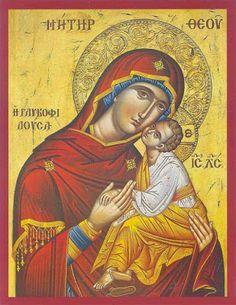 Kliknij aby obejrzeć w pełnym rozmiarze Byzantine Icons, Religious Icons, Orthodox Icons, Mother Mary, 17th Century, Madonna, Mona Lisa, Princess Zelda, Artwork