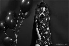 Piccadilly girl dress - Amberhoeve