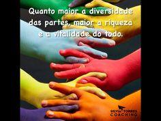 Como você lida com as diferenças? As pessoas são únicas. Aproveite a diversidade como vantagem competitiva.