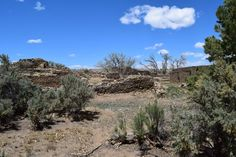 Aztec Ruins Arizona