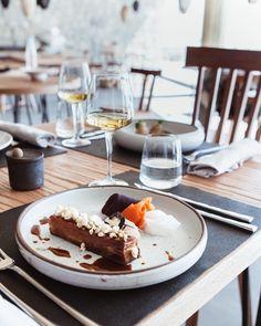 Get your taste buds buzzing with our Pork Belly! Degu, Pork Belly, Mykonos, Taste Buds, Waffles, Greece, Restaurant, Island, Breakfast