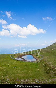#Little #Pond On Top Of Mt. #Mirnock 2.110m @alamy #alamy #ktr15 @carinzia #landscape #nature #hiking #summer #season #spring #mountains #nockymountains #austria #carinthia #bluesky #holidays #active #sport #view #green #stock #photo #portfolio #download #hires #royaltyfree