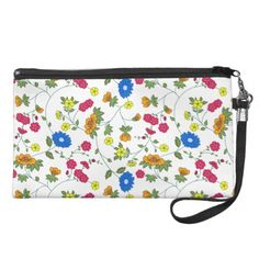 >>>Low Price          Beautiful Colored Floral pattern Wristlet           Beautiful Colored Floral pattern Wristlet We provide you all shopping site and all informations in our go to store link. You will see low prices onHow to          Beautiful Colored Floral pattern Wristlet Here a great...Cleck Hot Deals >>> http://www.zazzle.com/beautiful_colored_floral_pattern_wristlet-223143958769472309?rf=238627982471231924&zbar=1&tc=terrest
