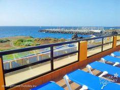 Fewo mit Pool und Meerblickterrasse in Golf del Sur