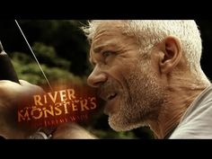 Jeremy catching this Giant Goonch catfish in the Kali river is one of the most amazing and important catches in river monsters history! John Wade, Jeremy Wade, A Good Man, The Man, River Monsters, Fishing Videos, Biologist, Inspire Me, Einstein