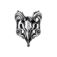 Amon Ra Ring ($44) ❤ liked on Polyvore featuring jewelry and rings
