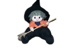 Halloween Witch Holiday Decor From @Dena ~ JDsGiftShack