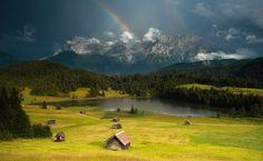 Breathtaking Landscapes HD Wallpaper