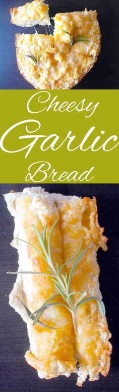 Why choose between Garlic bread and cheese bread? Make the cheesy garlic bread instead. It is very easy to make and takes less than 30 minutes