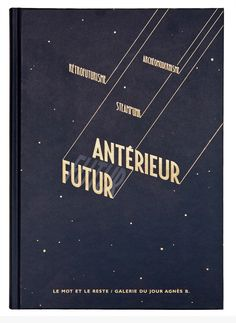 Futur Antérieur, exhibition catalogue launching night