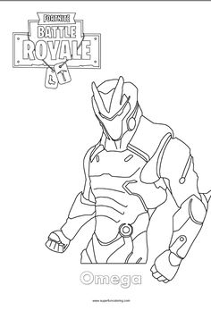 Fortnite Coloring Page Super Fun Coloring Pages T Free Coloring