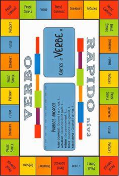 4 du samedi : 4 jeux pour la conjugaison des verbes