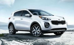 2017 Kia Sportage EX Wallpaper